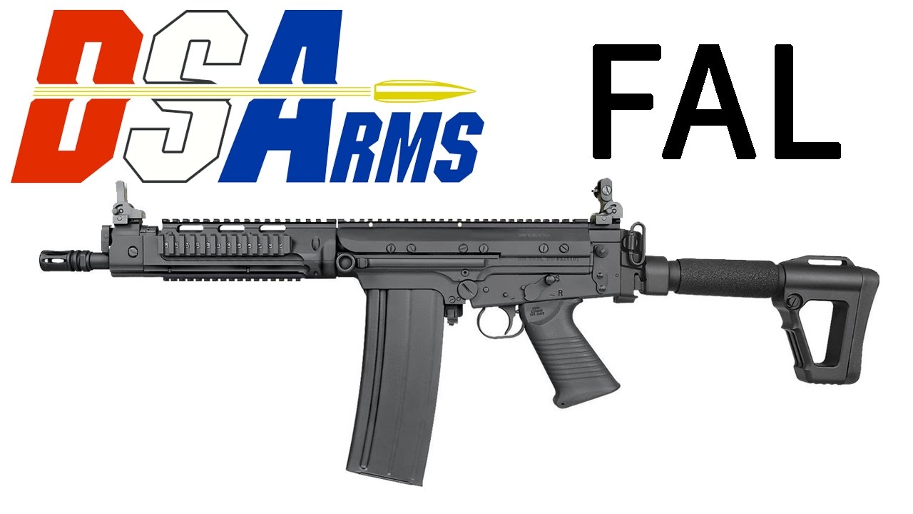 New FN FAL mods and beer from DSArms at NRAAM 2017