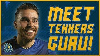 MEET THE TEKKERS GURU!