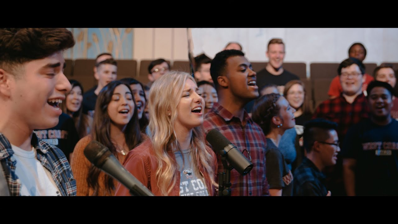 Is He Worthy | West Coast Choir | Live Session