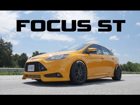 efren 39 s wrapped focus st on klutch wheels doovi. Black Bedroom Furniture Sets. Home Design Ideas
