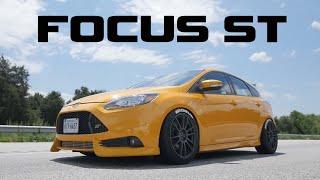 Ford Focus ST 2012 Videos