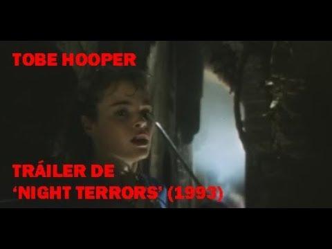 Tráiler de 'Night Terrors' Terror sin fin 1993  Tobe Hooper