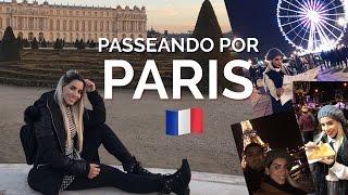 VLOG - PARIS - Pontos turísticos, ruas famosas e dicas de compras    @luanacarvalhoo  