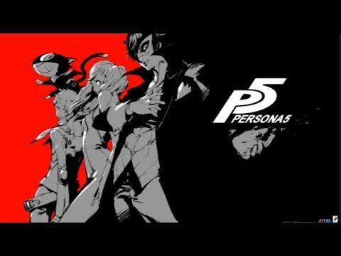 Persona 5 (NORMAL MODE) Part 23, End Of Casino Palace(PS4 PRO)