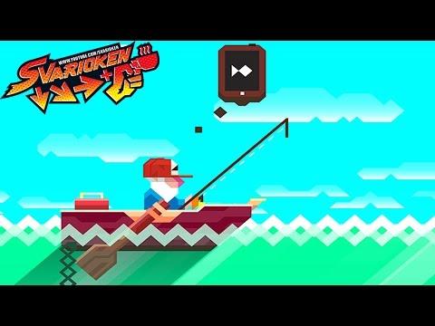 Ridiculous Fishing - Pesca, Poi Spara. (Android)