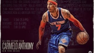 "Carmelo Anthony ""679"" mix"