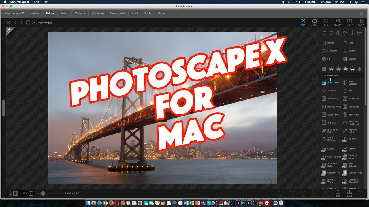 The 8 Best Free and Paid Image Editors for Mac