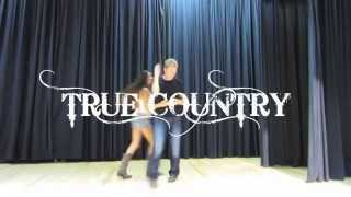 Smoken' HOT Country Dancing - Swing, Western, Aerials, Flips, Waterfall, Candlestick, Dips.