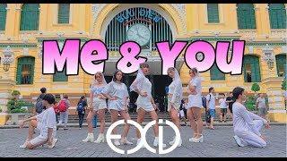 [KPOP IN PUBLIC CHALLENGE]  EXID(이엑스아이디) - 'ME&YOU&#…