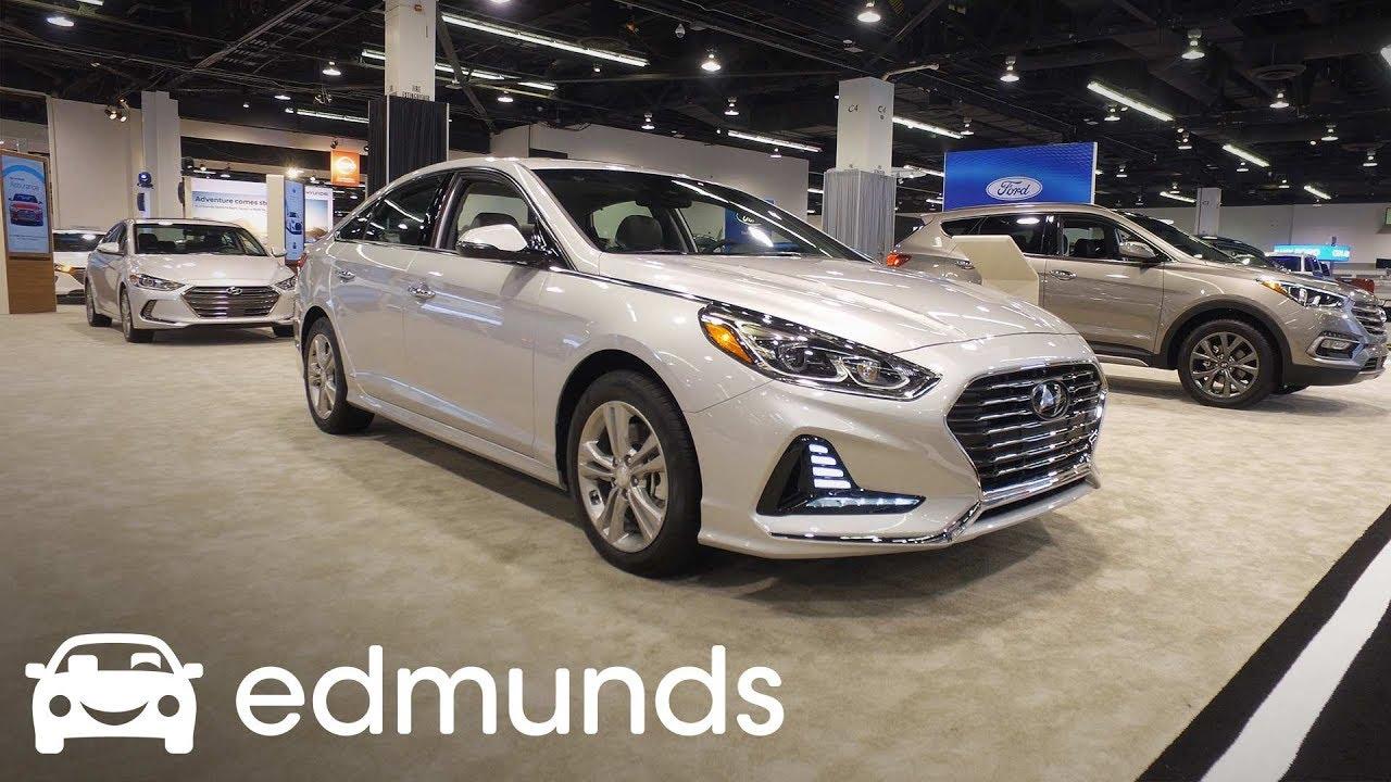 2018 Hyundai Sonata Features Rundown Edmunds