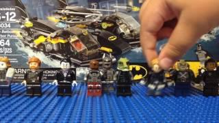 Suicide Squad- Custom Minifigure Review!