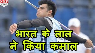 Athletics star Neeraj Chopra ने javelin throw में बनाया world record