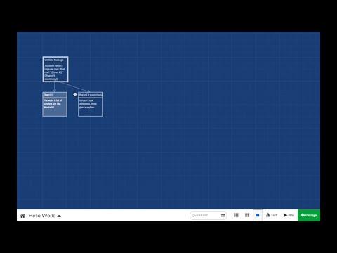 Twine | Scarfe Digital Sandbox