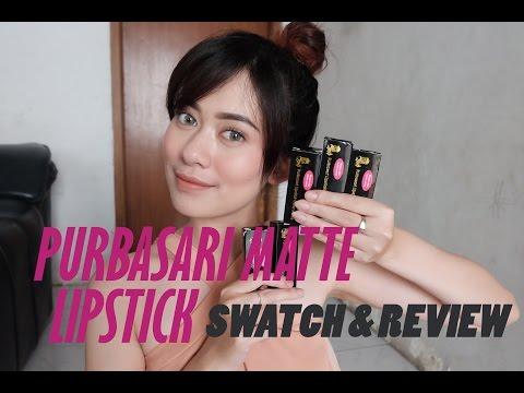 review-&-swatch:-purbasari-matte-lipstick-by-beautyshidae
