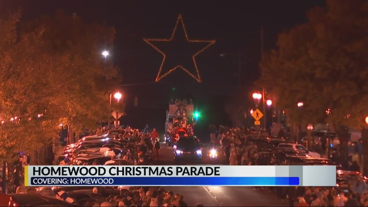 Homewood Christmas Parade 2020 Homewood christmas parade 2018   YouTube
