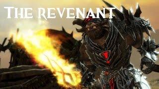 Guild Wars 2: The revenant (all races, except human)
