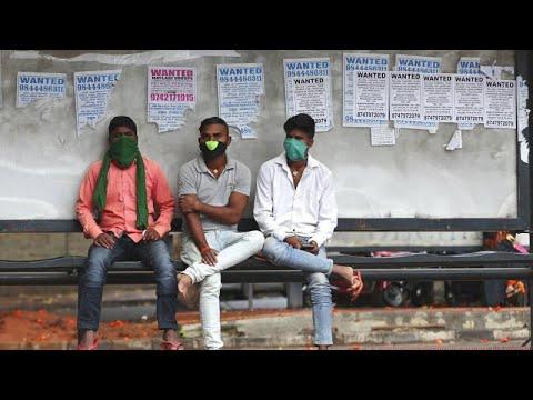 Индия: число заразившихся COVID-19 превысило 7 млн