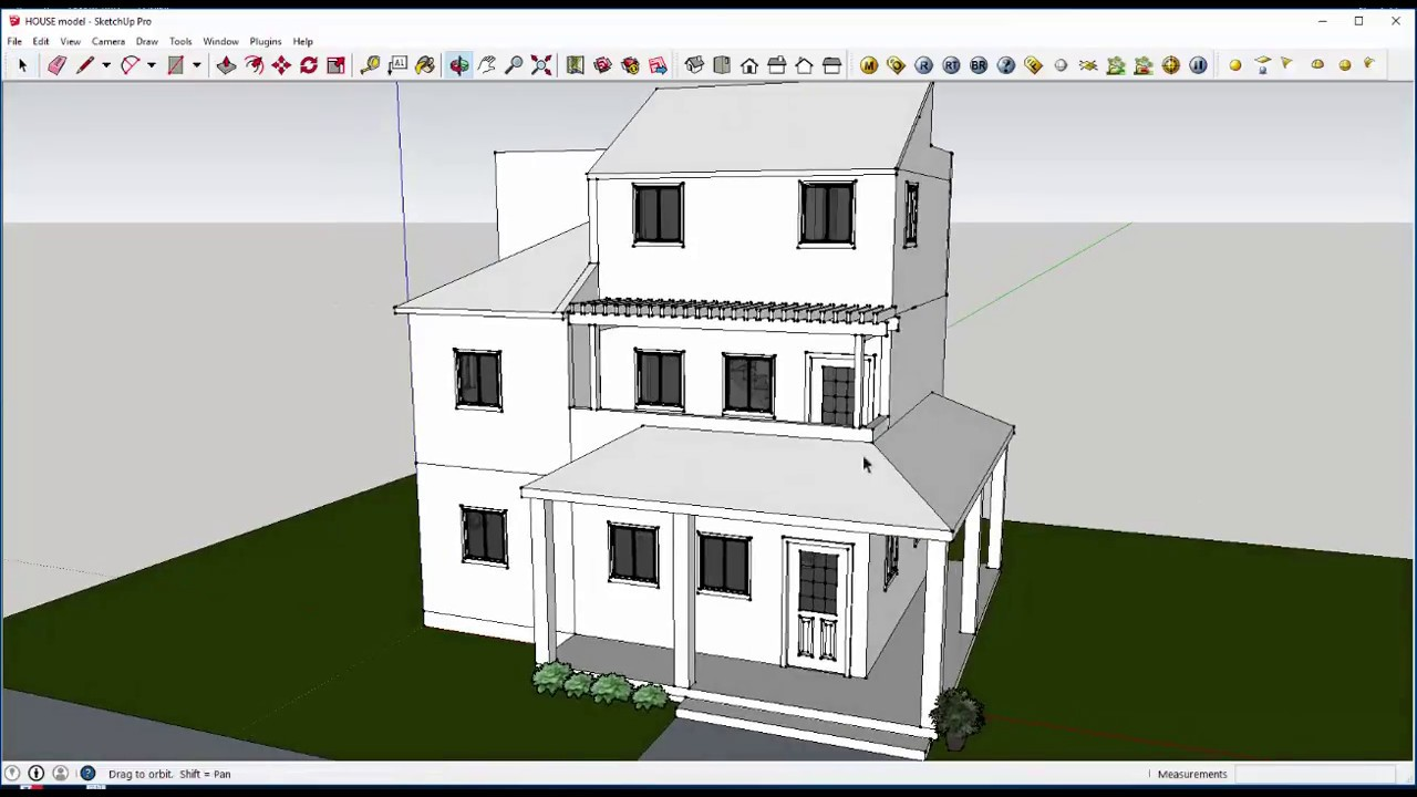 How To Purge 3d File In Sketchup Youtube