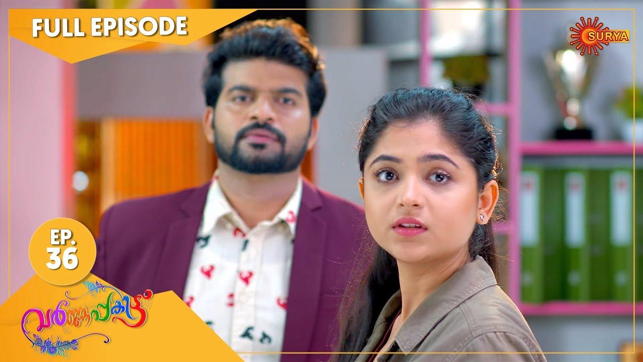 Download Varnappakittu - Ep 36 | 27 April 2021 | Surya TV Serial | Malayalam Serial