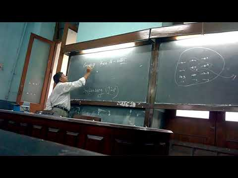 Inside Physics Dept. Of Rajabazar Science College,University of calcutta  (II)