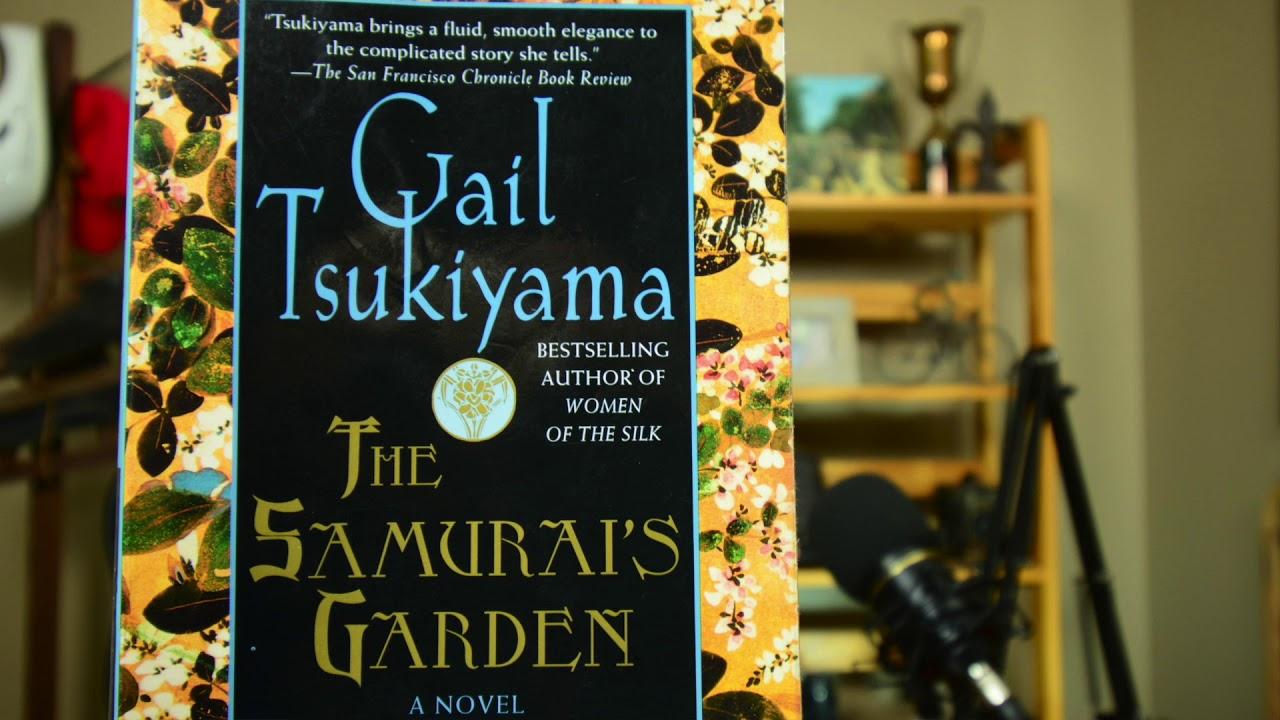 audio the samurais book garden