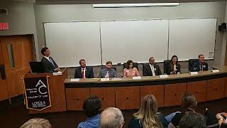 District 98 candidates forum moderated by term-limited Rep. Neil Abramson