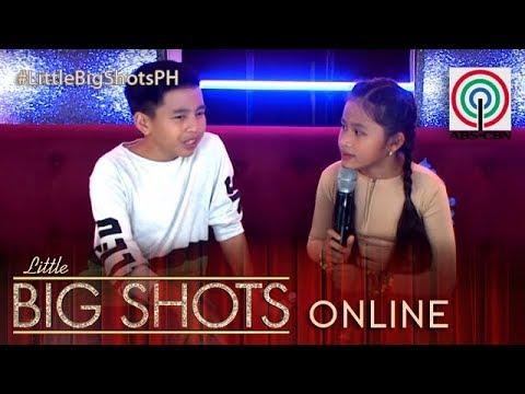 Little Big Shots Philippines Online: LJ | Big Shot Novelty Dancer