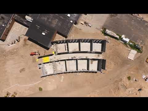 Fruitport High School Construction