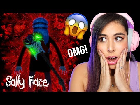 SALLY FACE HAS ME SHOOK (Ep4 Full Gameplay)