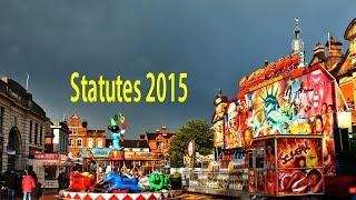 Burton upon Trent Statutes 2015