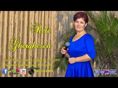 Reli Gherghescu (Colaj HORA) █▬█ █ ▀█▀ Imi iubesc nevasta mea, vrea badita sa se-nsoare LIVE