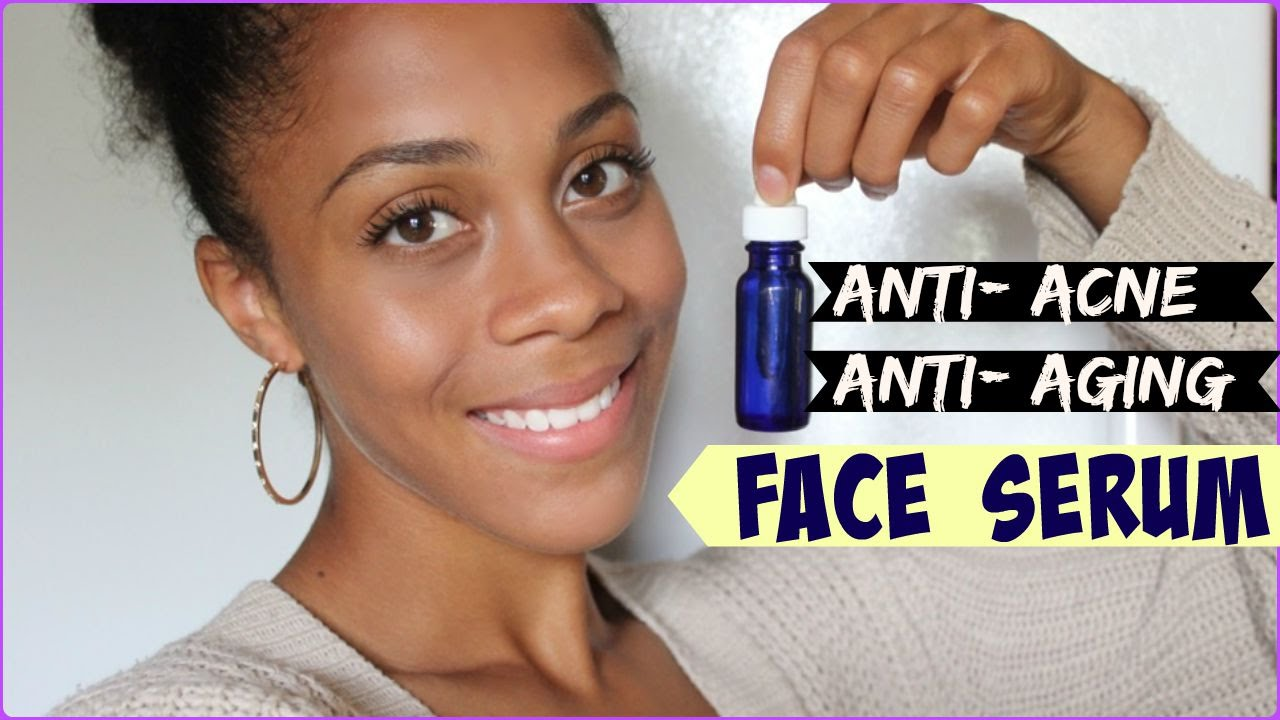 Acne Facial Recipes