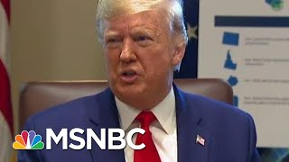 Trump Attempts To Serve As His Own Clean-Up Crew As Impeachment Closes In | Deadline | MSNBC