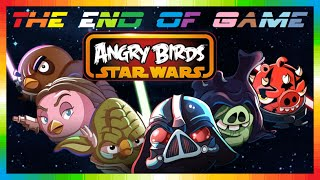 ANGRY BIRDS - STAR WARS - Level 09 - END OF GAME !!! (Movie & Pictures)