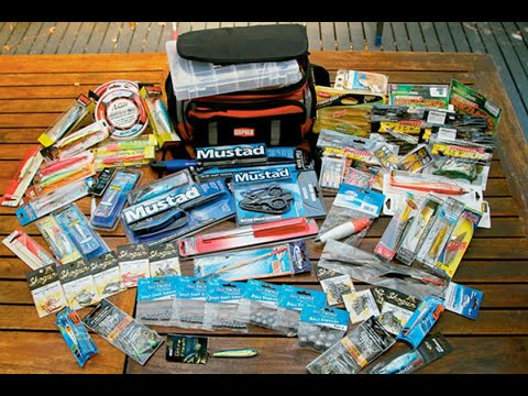 How To: Set Up A Tackle Box