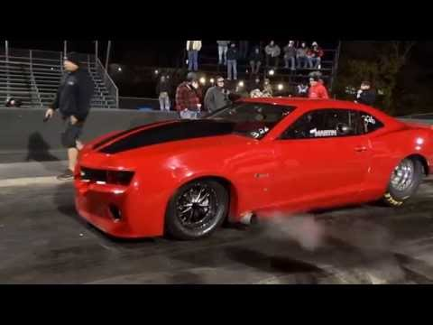 Street Outlaws New Orleans The Godfather vs The Fireball Camaro at Redemption 6.0