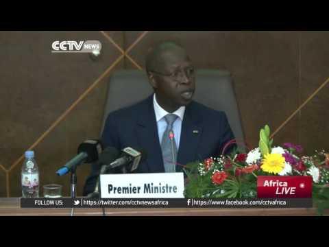 International trade show of mines opens in Dakar, Senegal