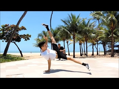 Awesome Breakdance Flare Compilation