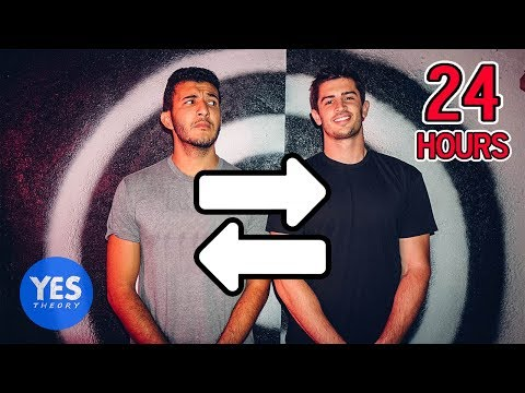 Asking Strangers to Swap Rooms for 24 Hours!!