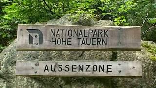 Autriche le Zillertal Découverte des cascades de Krimml au Tyrol