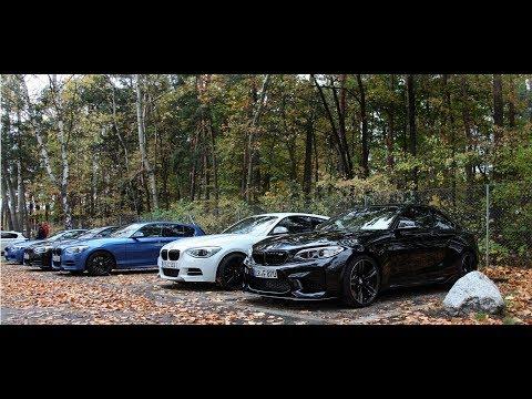 BMW 1/2er Treffen: Auspuff Konzert | DB Messung