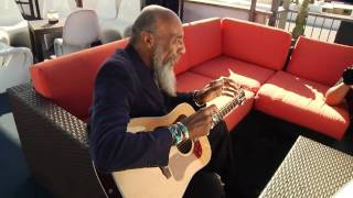 Richie Havens: Reflections on Woodstock, Part 1