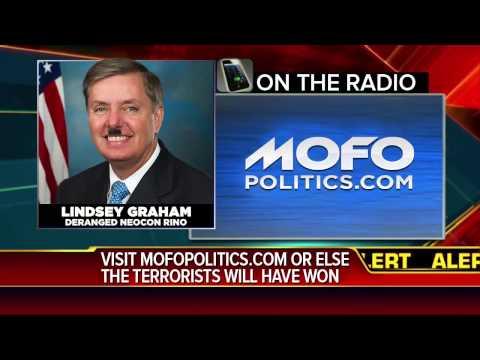 Fake candidate Lindsey Graham doesn