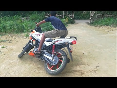 Bike Stunt | A Little Boy Bike Stunt ! Odia Mast Funny Video Like Amit Bhadane