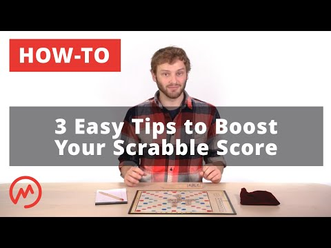 How To Win At Scrabble | 3 Scrabble Tips For Beginners