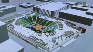 Take a digital tour of the Milwaukee Bucks' new arena