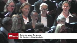 Gottesdienst im Kölner Dom: Kapitelsamt am siebten Sonntag der Osterzeit (08.05.2016)