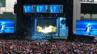 Def Leppard: Rocket live Fenway Aug 2018
