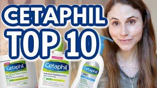 Top 10 CETAPHIL skin care prod…
