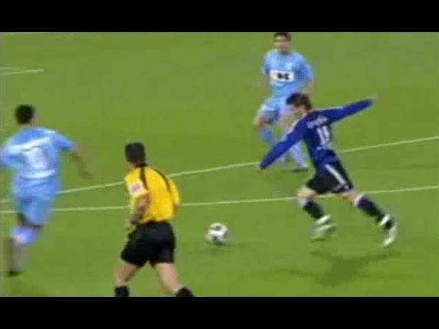 2006-2007 - Club Brugge - AA Gent - GOAL Ivan Leko